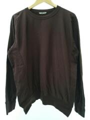 長袖Tシャツ/5/コットン/BRD/19AW/SUPER HIGH GAUGE SWEAT P/O