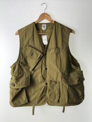 18SS/Tenkara Vest/FREAK'S STORE別注/L/ナイロン/CML