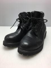 3010/ブーツ/29cm/ブラック/レザー