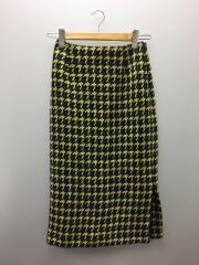 09WFS185126/ロングスカート/1/アクリル/マルチカラー