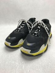Triple S Trainers/ローカットスニーカー/29cm/ブラック/534162