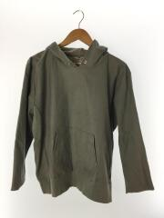 17SS STAND-UP P/O PARKA/パーカー/5/コットン/GRY/A7SP01SU