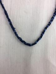 HAND WORK NECKLACE/ネックレス/--/BLU/PC-011-1488-41-08