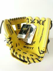 BRGB33910 野球用品/右利き用/ウイニングロード/オールラウンド/YLW/BRGB33910/タグ付