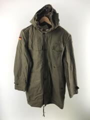 モッズコート/--/コットン/KHK/70s/ドイツ軍/8415-12-156-5730/ライナー付