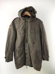モッズコート/--/コットン/KHK/80s/ドイツ軍/8415-12-156-5730/ライナー付