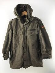 モッズコート/--/コットン/KHK/80s/ドイツ軍/8415-12-156-5726/ライナー付