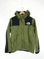 マウンテンレインテックスジャケット/マウンテンパーカー/M/ゴアテックス/KHK/NPW11935