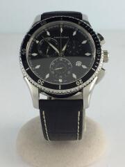 ハミルトン/腕時計/アナログ/BLK