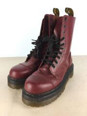 ドクターマーチン/ブーツ/UK8/BRD/レザー