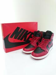 NIKE/AIR JORDAN 1 HIGH/85 VARSITY RED/1972/ハイカットスニーカー/27cm