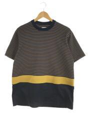 Tシャツ/1/コットン/ボーダー