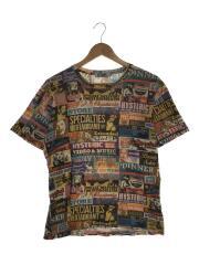 Tシャツ/M/コットン/0221CT04/クルーネック
