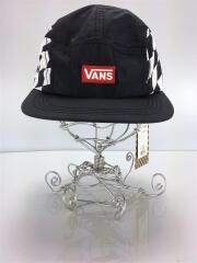 VANS/キャップ/FREE/ポリエステル/BLK//CHECKER JET CAP/VA19SS-MA04
