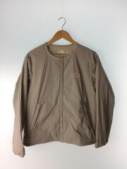 ダントン/JD-8885 SET/ナイロンジャケット/42/ナイロン/グレー