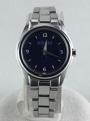 クォーツ腕時計/7n01-0hl0/アナログ/ステンレス/NVY/SLV/マッキントッシュフィロソフィー
