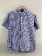半袖シャツ/XS/コットン/BLU/チェック/HS-B040/AD2006