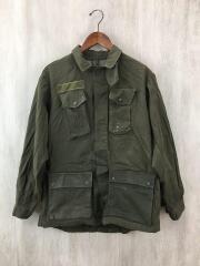 ミリタリージャケット/--/コットン/KHK/イタリア軍/コンバットジャケット