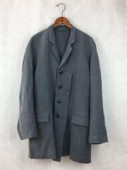 ancient folk ramie linen wool jacket/テーラードジャケット/3/ウール/GRY