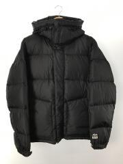 ×417別注/City Explorer down jacket/ダウンジャケット/M/ナイロン/BLK