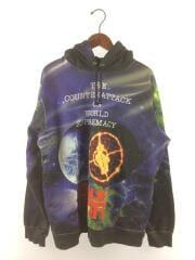 18SS/Public Enemy Hooded Sweatshirt/L/パーカー/シュプリーム