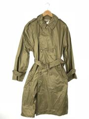 Light Weight Rain Coat/コート/SHORT-38/KHK/無地