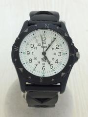 タイメックス/クォーツ腕時計/アナログ/--/WHT/BLK/TW2R11200//  ×Ron Herman