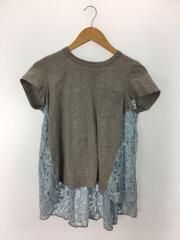 15SSLU932/Tシャツ/3/コットン/GRY
