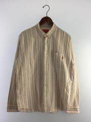 長袖シャツ/L/コットン/マルチカラー/19SS/Oxford Shir