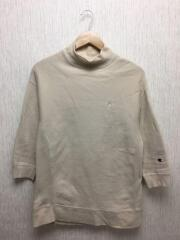 スウェット/M/コットン/BEG/CW-G007/REVERSE WEAVE HIGH NECK SWEAT