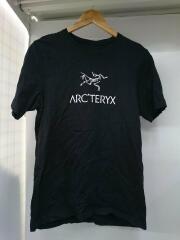 Tシャツ/S/コットン/BLK/22447-113699