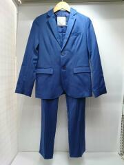 ザラ/スーツ/セットアップ/ウール/BLU