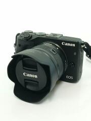 デジタル一眼カメラ EOS M3 EF-M15-45 IS STM レンズキット [ブラック]