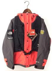 ナイロンジャケット/S/ゴアテックス/rtg jacket vest/ジャケットベスト/np61903I