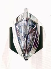 H246551/VENTURA XXL AUTO/ベンチュラ/シースルーダイアル/自動巻腕時計
