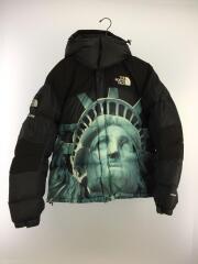 19AW/Statue Of Liberty Baltro JKT/ダウンジャケット/M/ナイロン/ブラック