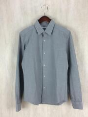 1515701-1/長袖シャツ/5/コットン/グレー/テットオム