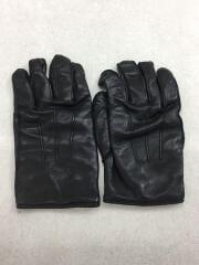 手袋/レザー/BLK/レディース/裏地ウール