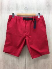 カシュマンショーツ/PM4845/ショートパンツ/XL/ポリエステル/RED