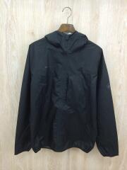mammut/Kento Light HS Hooded Jacket AF/マウンテンパーカ/XL/ナイロン/BLK