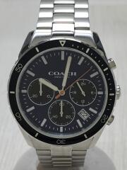 クォーツ腕時計/アナログ/NVY/クロノグラフ/CA.126.2.116 1635