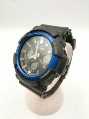 casio/カシオ/g-shock/ソーラー腕時計・G-SHOCK/デジアナ/gaw-100b-1a2jf