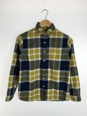 the north face L/S Willamette Shirt/ネルシャツ/M/コットン/NRW616/チェック