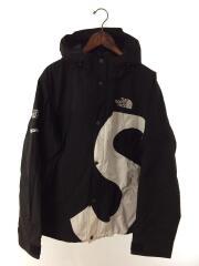 マウンテンパーカー/ジャケット/L/ナイロン/BLK/S Logo Mountain Jacket/NP62002I