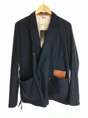 SUNSEA/サンシー/2/20A37/N.M THICKEND DOUBLE BREASTED JACKET