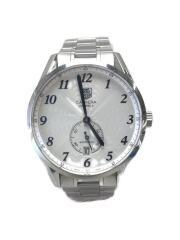 自動巻腕時計・カレラヘリテージ/アナログ/ステンレス/WHT/WAS2111.BA0732/Carrera Heritage