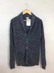 セーター(厚手)/M/リネン/BLU/SAVE KHAKI UNITED/セーブカーキユナイテッド