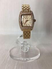 クォーツ腕時計/アナログ/ステンレス/GLD/GLD/WF5R1428P