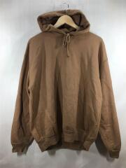 19SS/a9ap01bs/パーカー/3/コットン/BRW/無地/used hoodie