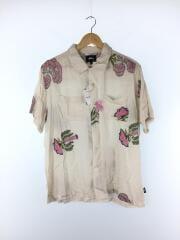 半袖シャツ/L/レーヨン/IVO/used shirt